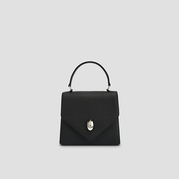 [사나/이솜 착용] Koala Mini Tote Rich Black