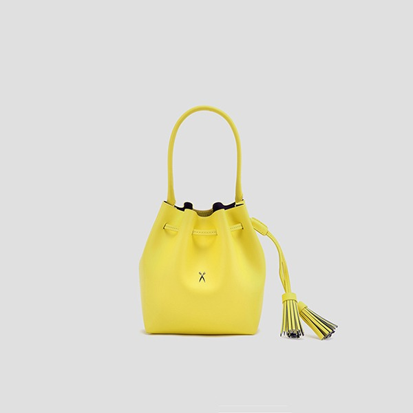 OZ Bucket Bag S Lemon