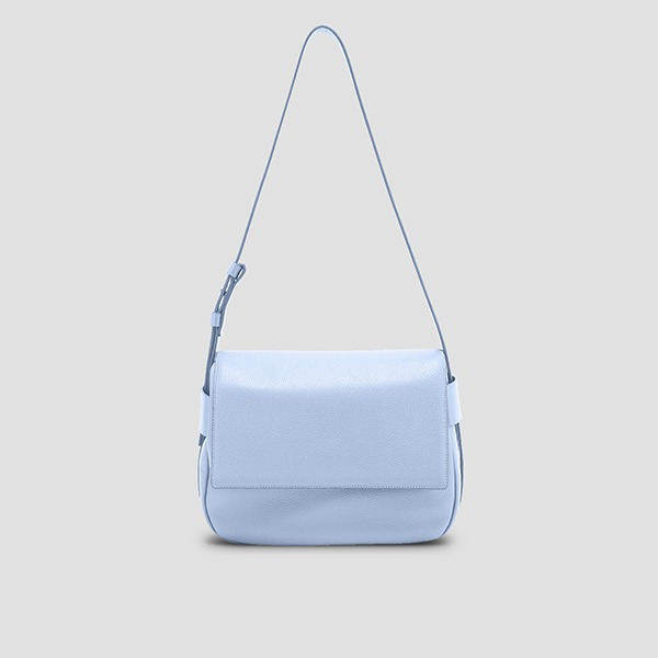 Luna Bubble Cross Bag Candy Blue