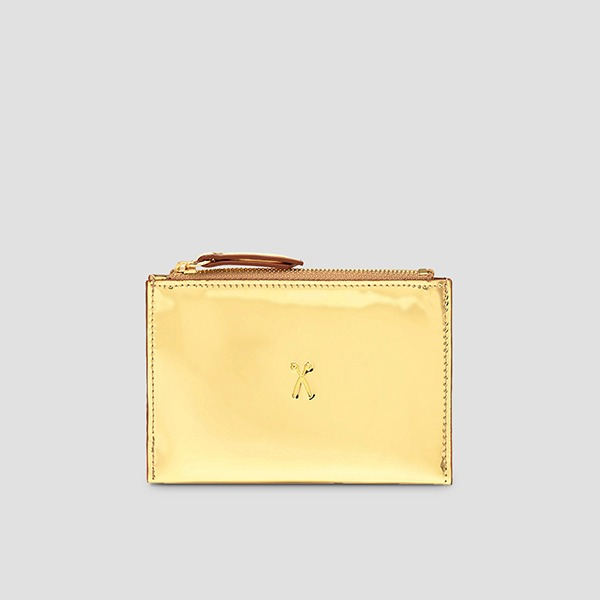 Easypass OZ Everyday Wallet Mirror Gold