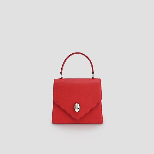 [문가영/강예빈 착용]Koala Mini Tote Barbados Red