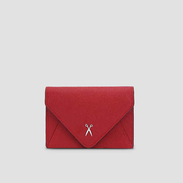 Easypass Amante Card Wallet Barbados Red(Q)