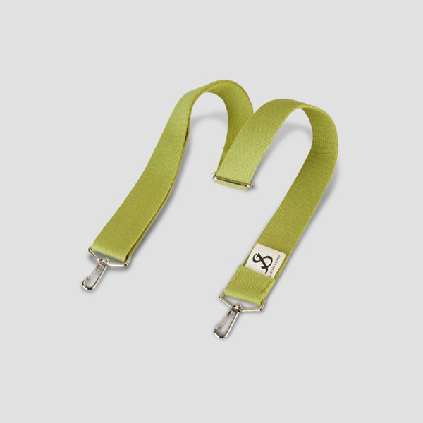 Daytrip Webbing Strap Light Green