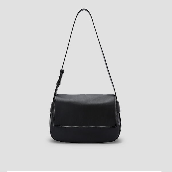 Luna Bubble Cross Bag Rich Black