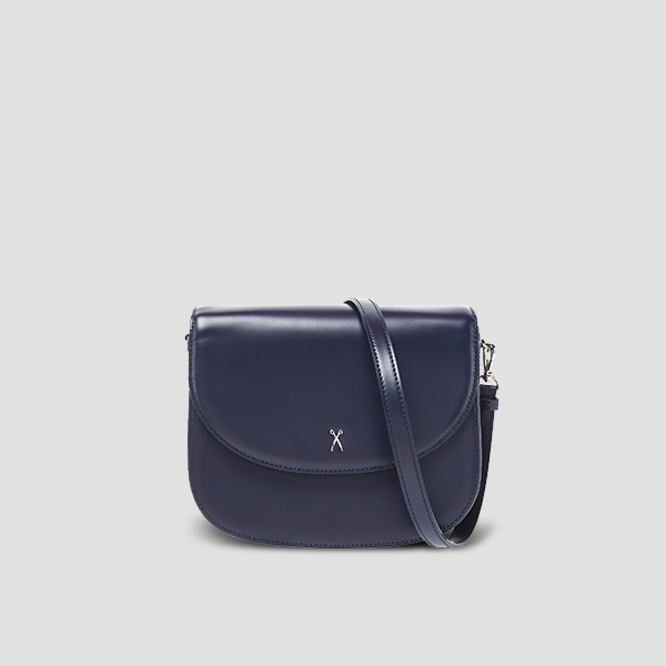 Luna Disco Cross Bag Posy Navy