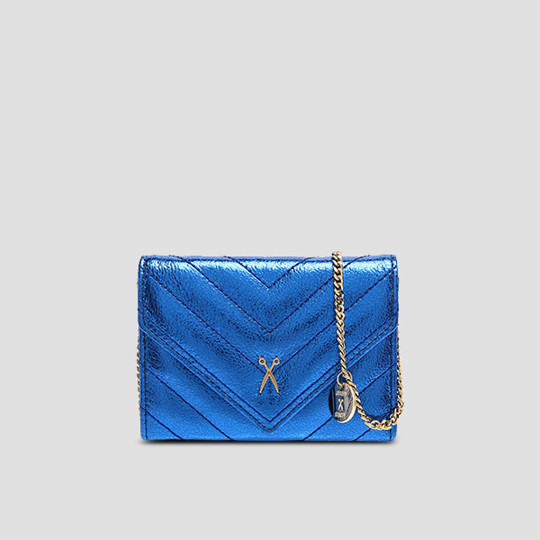 Easypass Amante Card Wallet Eve EditionBubble Blue(+Chain Strap)