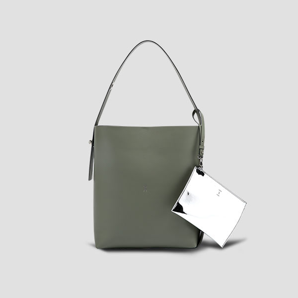 Joseph Shopper L Gravity Grey